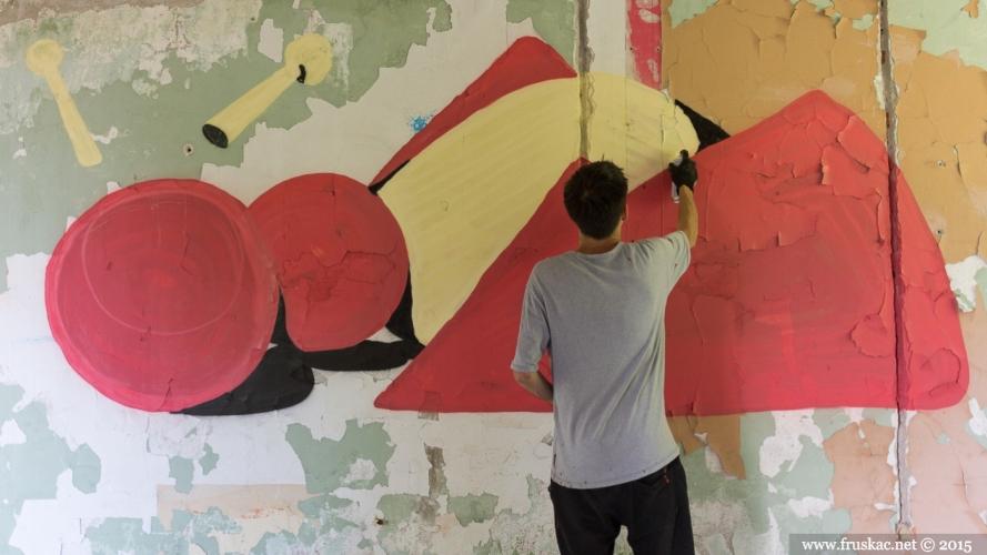 News - Realizovana prva 3 House Lab umetnička rezidencija na Fruškoj gori