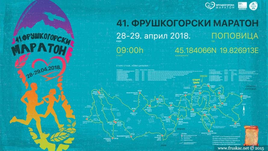 News - Prijavite se na 41. planinarski maraton na Fruškoj gori