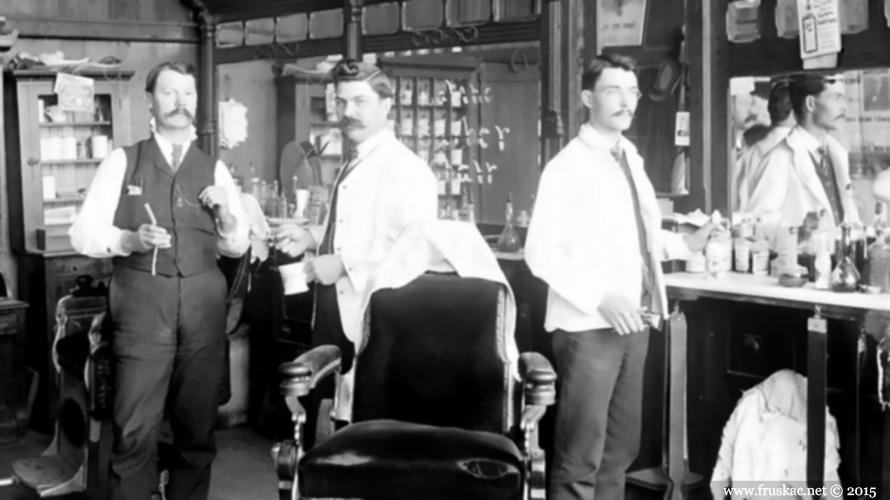 History - Nikola Bizumić – pronalazač ručne mašinice za šišanje