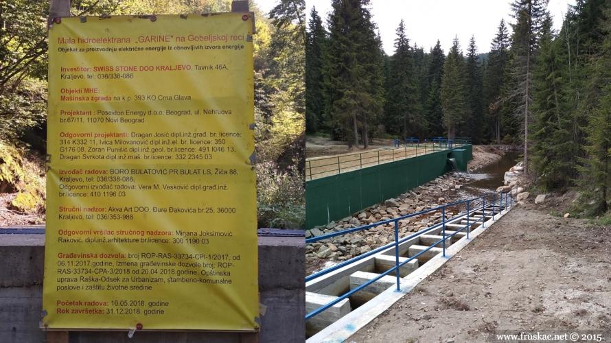 News - Borba građana Raške protiv izgradnje mini hidroelektrana