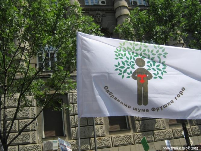 "News - Peticija ""Šume Šume - Sačuvajmo šume Fruške gore"