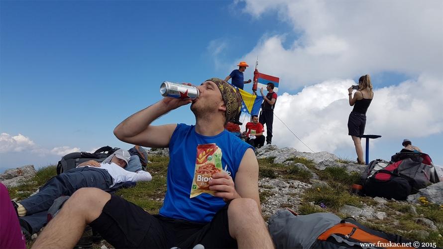 Interviews - Milan Ristić - Planinarenje kao motor uspeha