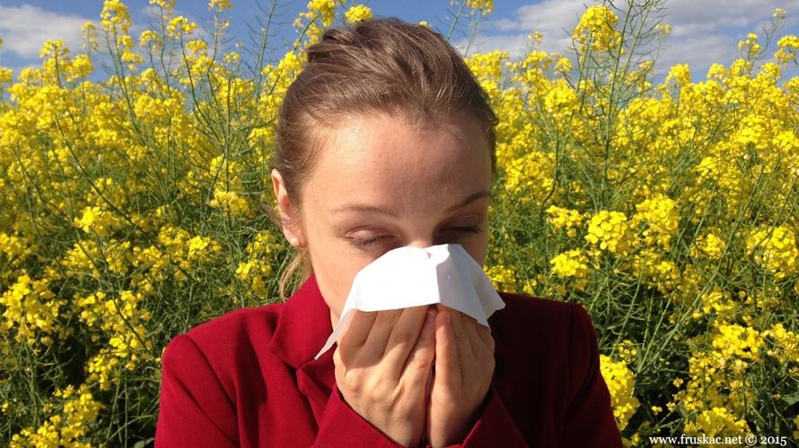 Nature - O nee, opet ta dosadna alergija