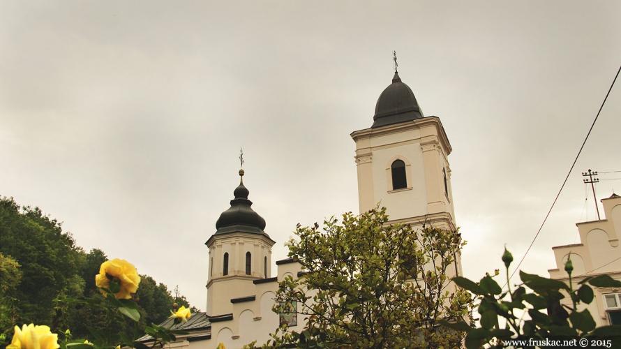 Monasteries - Manastir Beočin