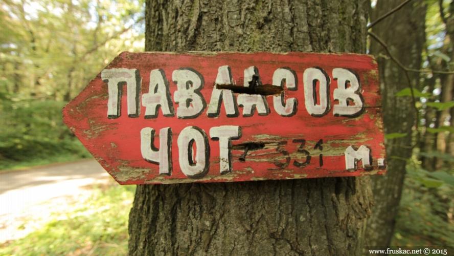 Monuments - Pavlasov čot
