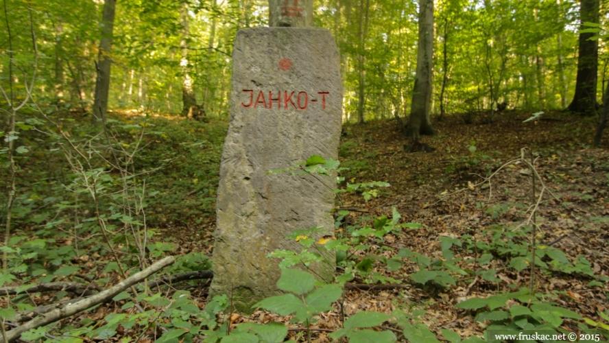 Monuments - Jankov spomenik