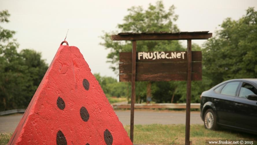 Misc - Fruškać watermelons