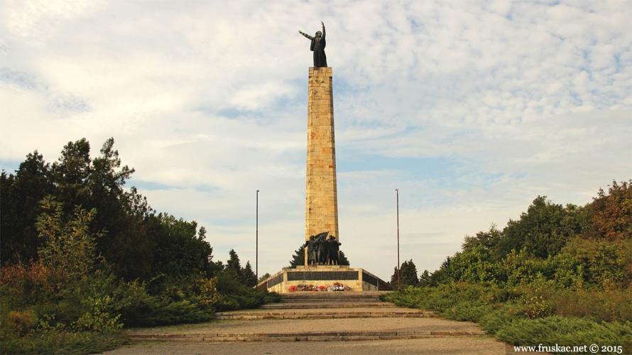 Monuments - Spomen-obeležje Sloboda