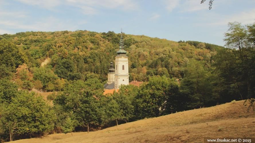 Monasteries - Manastir Jazak