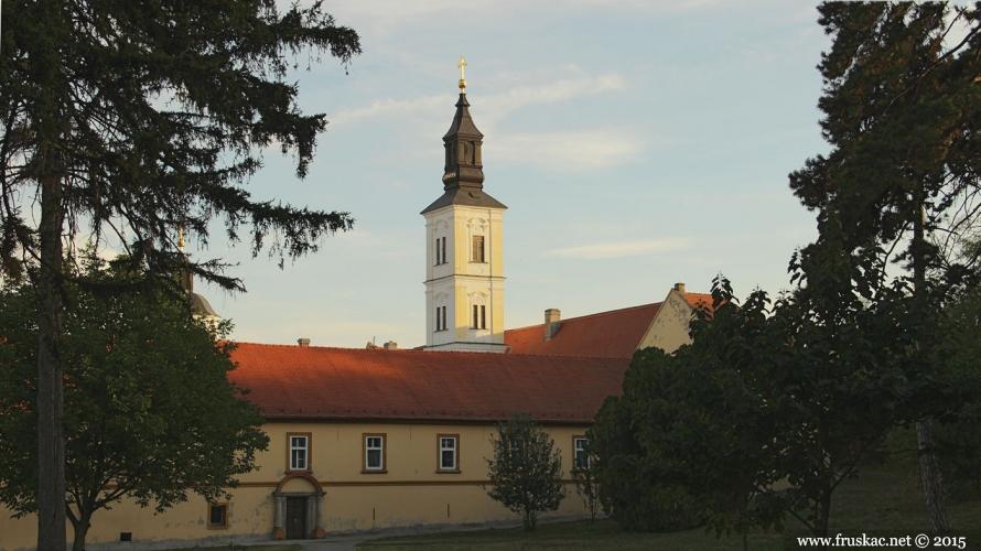 Monasteries - Krušedol Monastery