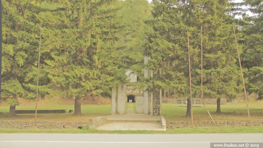 Monuments - Kamenolom Memorial Site