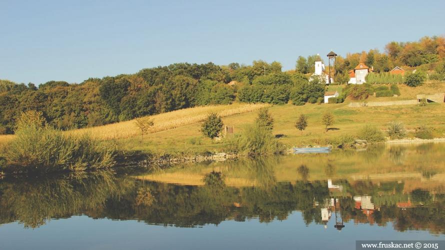 Monasteries - Manastir Petkovica