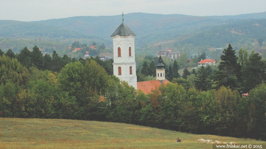 Monasteries - Manastir Vrdnik