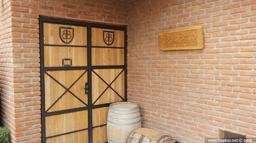 "Wineries - ""Belo Brdo"" Winery"
