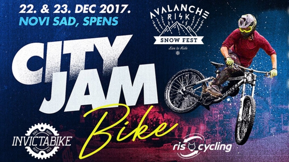 Prva City Jam Bike trka